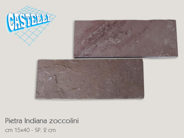 Rivestimenti castelli ceramiche for Zoccolini in pietra